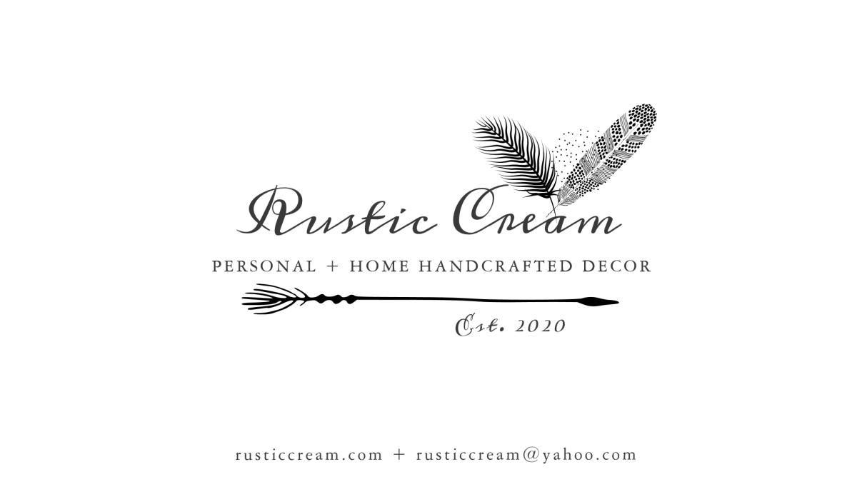 Rustic Cream MASTER Logo